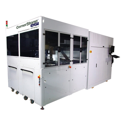 CornerStone IC packaging system